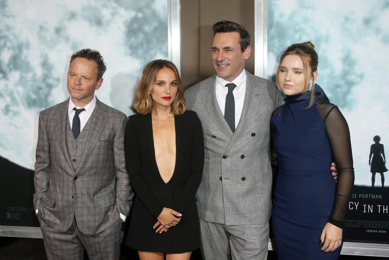 See Natalie Portman and more stars at the 'Lucy In The Sky' LA Premiere
