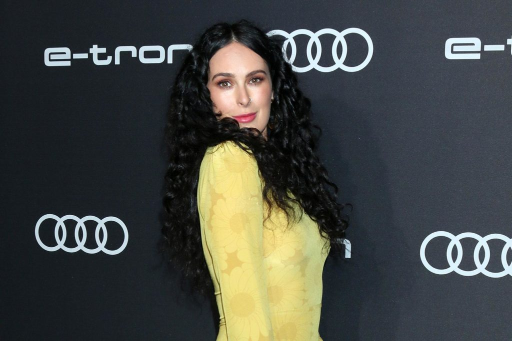 Rumer Willis saw a 'different side' to mother Demi Moore in new memoir